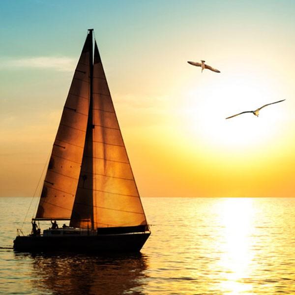 Paseo en barco Saint Christophe por el Mar Menor e Isla Grossa