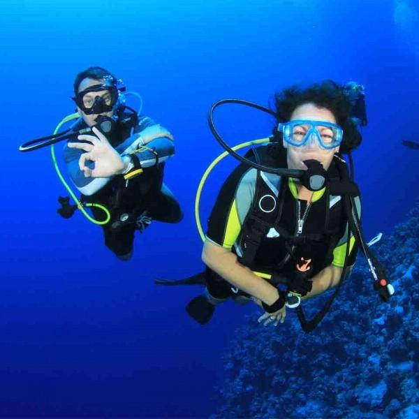 Curso de buceo Open Water